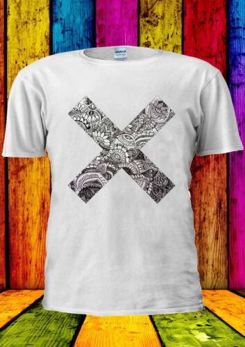 X With Eyes Instagram Design Tumblr T-shirt Vest Tank Top Men Women Unisex 1738