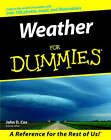 Weather for Dummies by John D. Cox (Paperback, 2000)