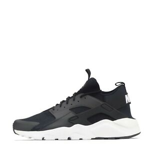 Details about Nike Air Huarache Run Ultra Men's Gym Training Trainers  Shoes, Black/White