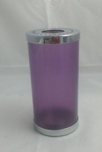 "Aromalampe /""Hot Pink/"" inkl Duftlampe 3 Aromadiscs Duft Ingwerblume /& Orchidee"