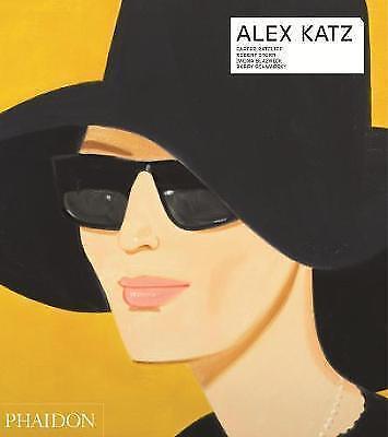 Alex Katz by Ratcliff, Carter -ExLibrary
