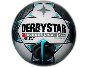 Derbystar-Bundesliga-Brillant-Replica-Fussball-Gr-5-Trainingball-IMS-Approved