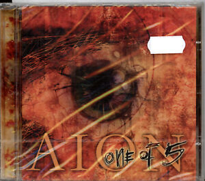 AION-ONE-OF-5-gothic-metal-from-Poland-CD-sealed