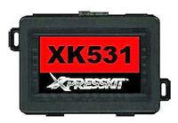 Directed Electronics Xk531 Door Lock / Rf Override