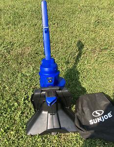 Sun Joe 3 IN 1 Walk Behind Electric leaf Blower Vacuum Mulcher 165 MPH 14 Amp.