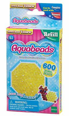 Sammlung Hier Aquabeads Glitzerperlen Perlen Gelb 32688 Bügelperlen Keine Kostenlosen Kosten Zu Irgendeinem Preis Bügelbilder