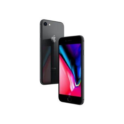"Apple iPhone 8 64GB Space Grau LTE iOS Smartphone ohne Simlock 4,7"" Display"