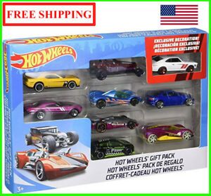 Hot-Wheels-9-Car-Gift-Pack-Styles-May-Vary-new-cars-034-free-shipping-034