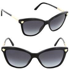 b613f06961 item 8 Versace VE4313 GB1 8G-57 Butterfly Sunglasses Black   Gray Gradient  Lens -Versace VE4313 GB1 8G-57 Butterfly Sunglasses Black   Gray Gradient  Lens