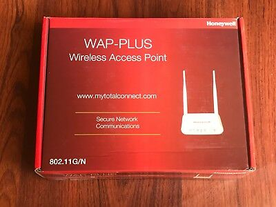 New Honeywell WAP-PLUS Wireless Access Point