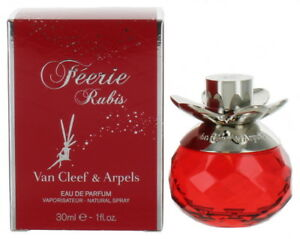 Feerie-Rubis-by-Van-Cleef-amp-Arpels-for-Women-EDP-Perfume-Spray-1-oz-New-in-Box