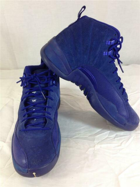 Nike Air Jordan 12 XII Retro Deep Royal