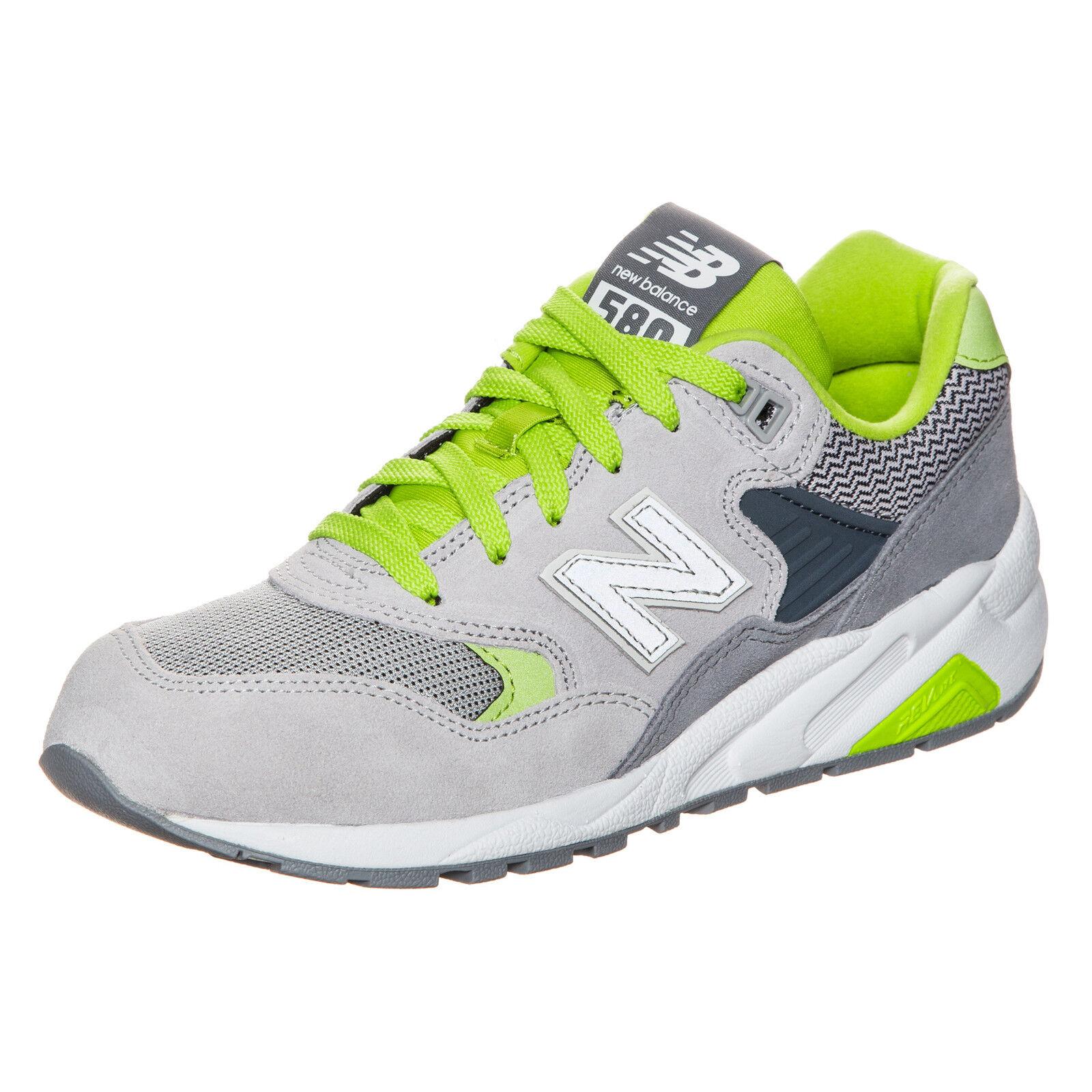 New Balance WRT580-KL-B Sneaker Damen grau / lime NEU Schuhe Turnschuhe
