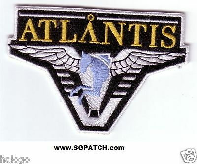 STARGATE ATLANTIS PATCH - SGAT01