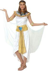 Caricamento dell immagine in corso DONNA-5PZ-sexy-regina-egiziana-Cleopatra -Costume-vestito- f3d903372b6