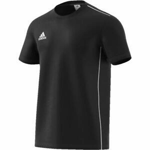 Adidas-CORE-18-Mens-T-Shirt-Training-Jersey-Gym-Football-Running-Size-S-M-L-XL