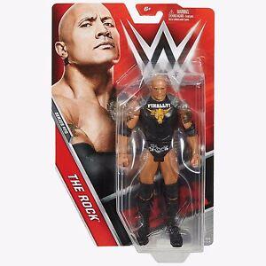 WWE-Basic-Aktion-Figur-Serie-70-THE-ROCK-NEU