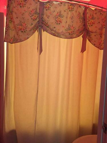 Longaberger Mixed Bouquet Shower Curtain