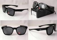 Polarized Oakley Sunglasses Garage Rock Gloss Black Rrp $259