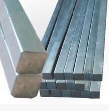 Us Stock 12mm X 12mm X 250mm Titanium Ti Grade 2 Gr2 Gr2 Metal Square Rod