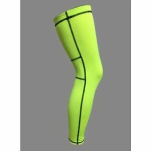Sports-Leg-Calf-Support-Knee-padding-Stretch-Sleeve-Compression-Socks-Running