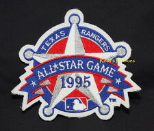 1995 ALL STAR GAME MLB PATCH - TEXAS RANGERS