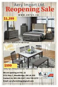 !!Warehouse Furniture Sale!! Place your order   Contact us at  416-740-2379/ 416-743-7700, We also carry Ashley f Mississauga / Peel Region Toronto (GTA) Preview