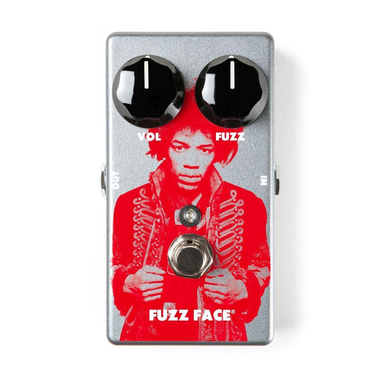 Dunlop Jimi Hendrix Fuzz Face buono di-Distortion Limited Edition