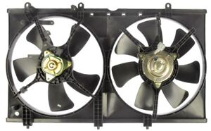 Engine-Cooling-Fan-Assembly-Dorman-620-333-fits-02-07-Mitsubishi-Lancer-2-0L-L4