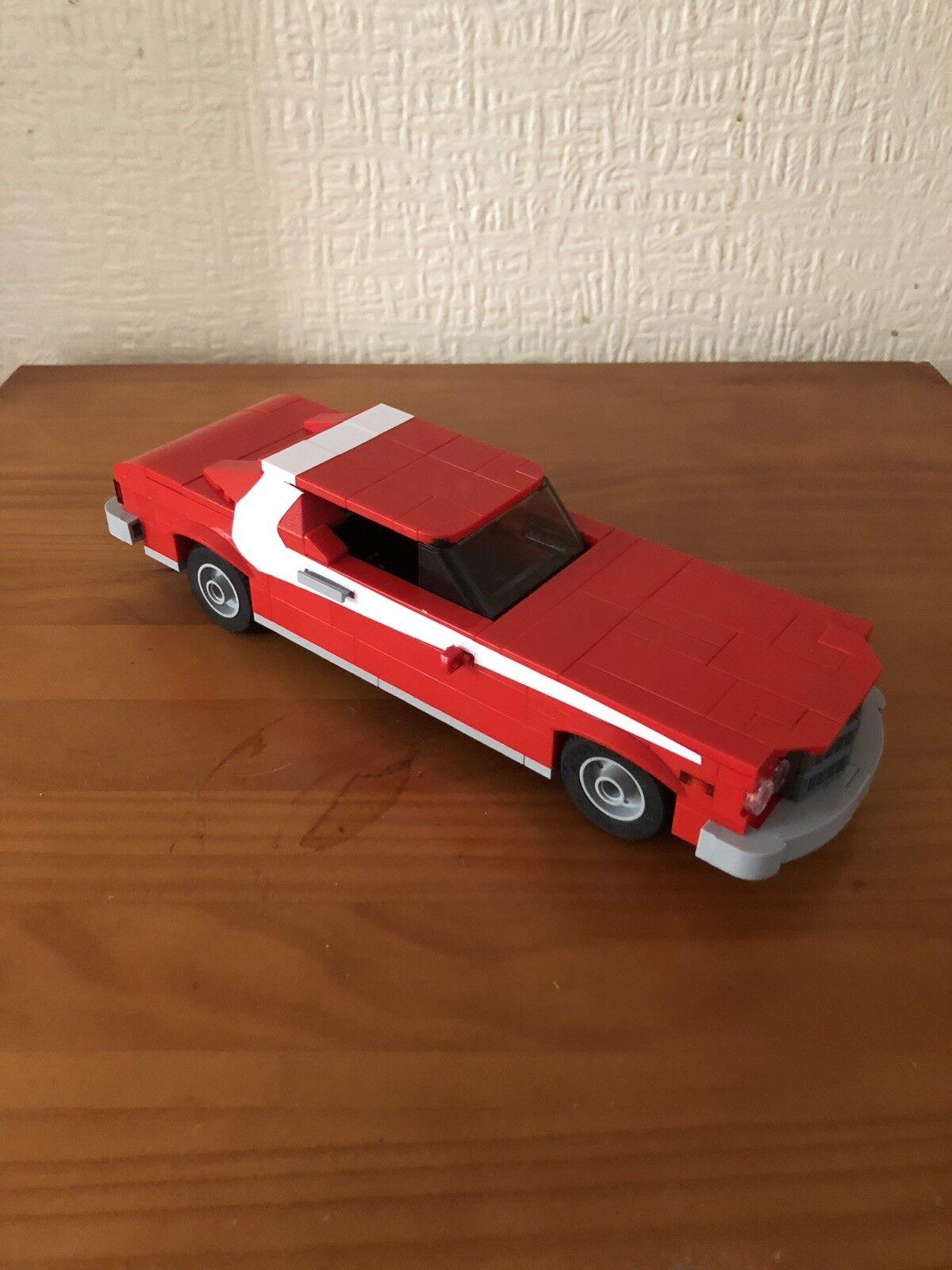STARSKY & HUTCH custom LEGO LEGO LEGO Ford Gran Torino 92af85