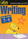 Writing: Age 5-6 by Letts Educational (Paperback, 2000)