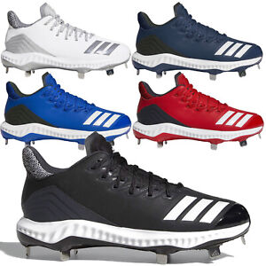 ADIDAS-ICON-BOUNCE-4-IV-LOW-METAL-Mens-Baseball-Cleats-Pick-Size