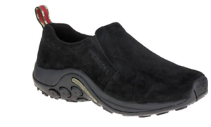 Merrell-Jungle-Moc-Midnight-Slip-On-Shoe-Loafer-Men-039-s-sizes-7-15-NIB