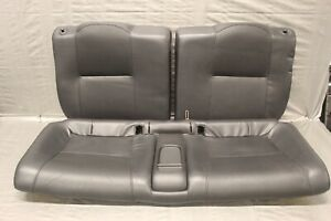 2002-04-ACURA-RSX-TYPE-S-K20A2-OEM-BLACK-LEATHER-REAR-SEATS-DC5-4384