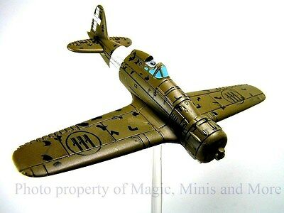 = Angels 20 = C.200 Saetta Rookie #8 Axis & Allies Air Force Miniature Avion | eBay