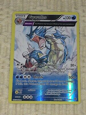 Ancient Origins 21//98 Gyarados Foil Holo Pokemon TCG