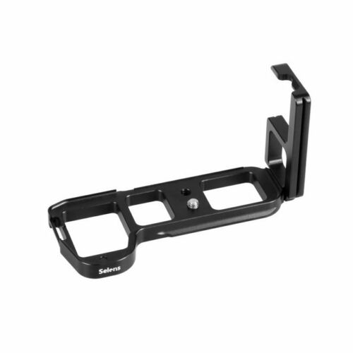 Selens QR Vertical Quick Release Plate Bracket Holder L Plate Grip for Sony A7II