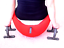 JAPAN-CUVILADY-BALANCE-CHAIR-TRAINING-RED-SLIGHTLY-USED-NO-BOX-GYM-LADIES thumbnail 7