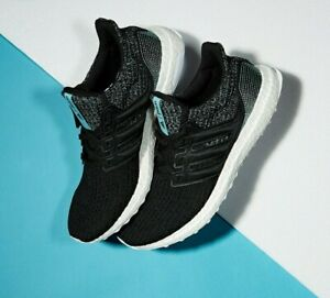 Details about Adidas Ultra Boost X Parley 4.0 F36190 Core Black Cloud White Men's US 8 Shoes