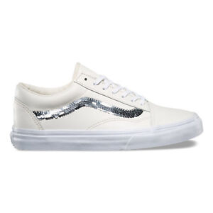 vans old skool womens leather