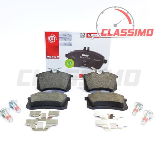 LUPO CADDY Mk 3 PASSAT B5 Rear Brake Pads for VW NEW BEETLE POLO Mk 3 4 5