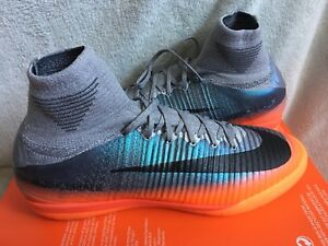 premium selection professional sale release date: Details about Nike Mercurial X Proximo II CR7 Ronaldo IC Soccer Shoe Size  9.5