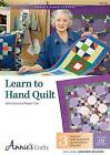 Learn to Hand Quilt: With Instructor Pepper Cory by Pepper Cory (DVD video, 2014)