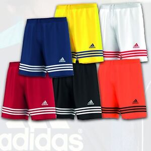 Adidas-Boys-Junior-Kids-Climalite-Sports-Football-Gym-Training-Shorts-Age-5-16