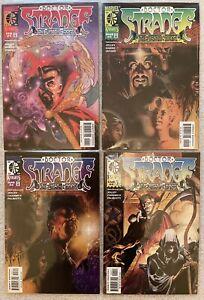 DOCTOR STRANGE: THE FLIGHT OF BONES #1-4 Complete Set. Marvel 1999