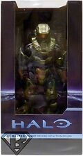 "MASTER CHIEF Halo 18"" inch 1/4 Scale Deluxe Video Game Figure Neca 2014"