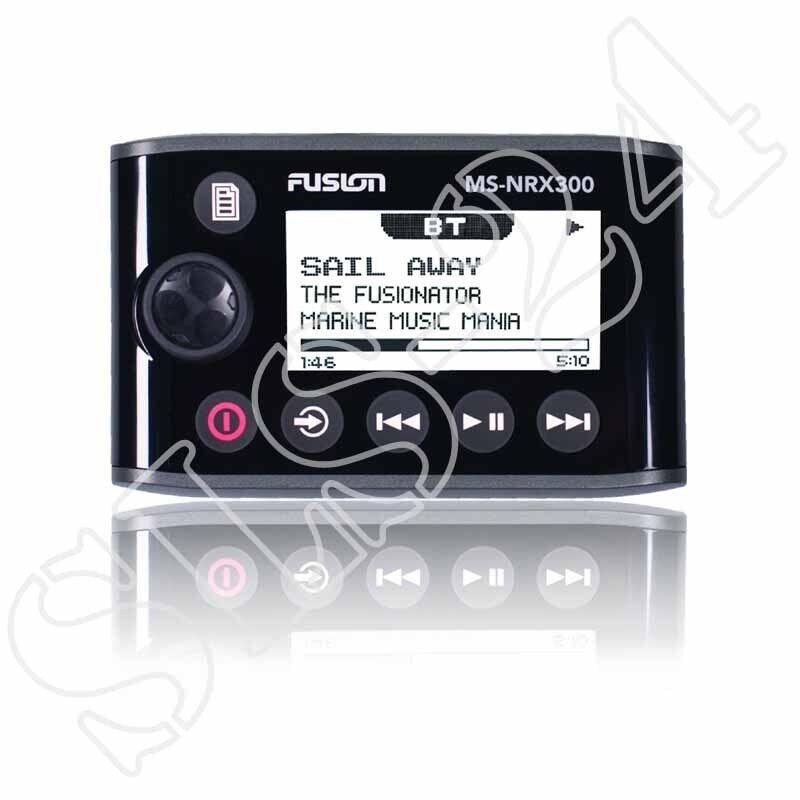 FUSION MARINE wasserfeste MS-NRX300 kabelgebundene wasserfeste MARINE Fernbedienung IPX7 NMEA 2000 2c17c7