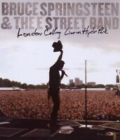 "BRUCE SPRINGSTEEN ""LONDON CALLING LIVE...""  BLU RAY NEU"