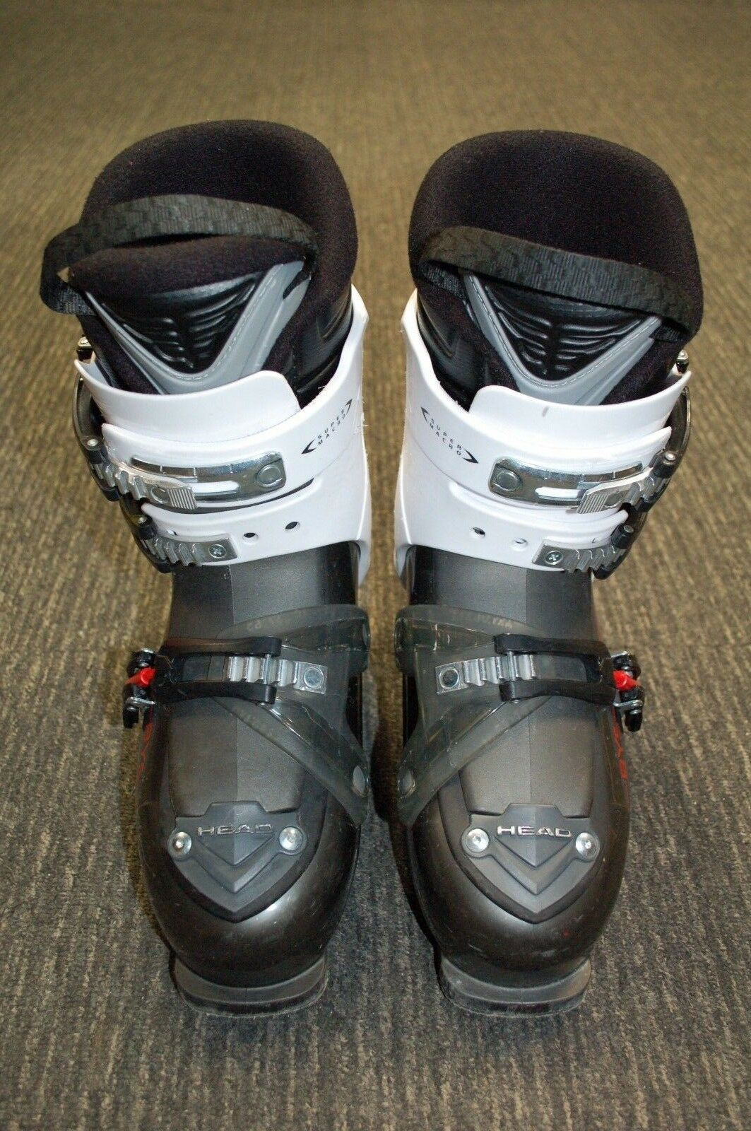 HEAD B.Y.S 265 Ski Boots ( ;  )+ FREE BRAND NEW  Boots Bag  floor price