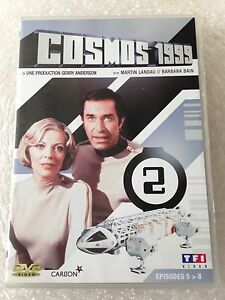 COSMOS-1999-DVD-la-serie-saison-1-episodes-5-6-7-8-avec-martin-landau-et-B-Bain